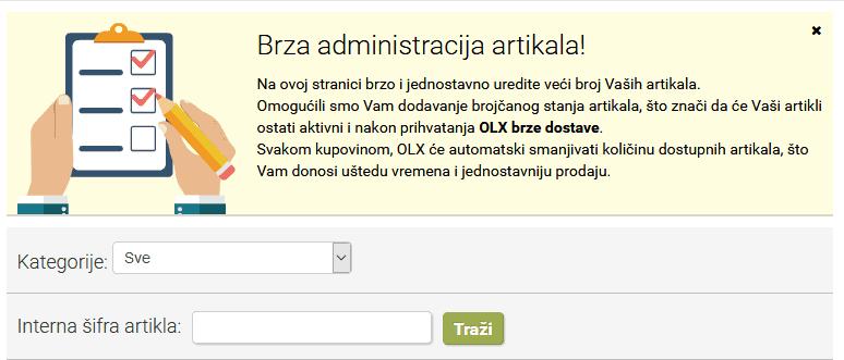 interna_sifra_artikla_olx_brza_administracija_brzo_uredjivanje