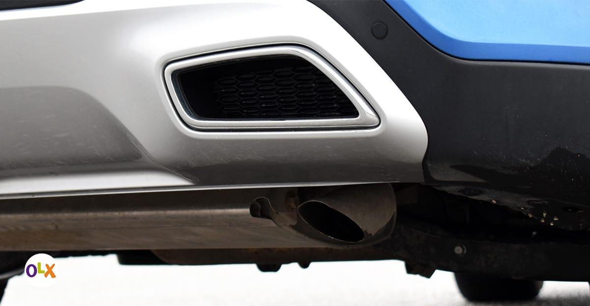 Lažne izduvne cijevi su karakteristika i puno skupljih automobila. Ima ih i XCeed.